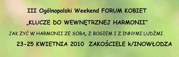 III Ogólopolski Weekend